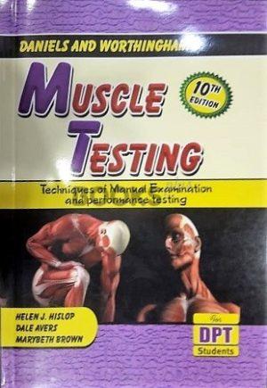 Daniels and Worthinghams Muscle Testing