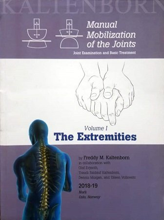 Manual Mobilization of the Joints The Extremities