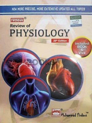Firdaus Review of Physiology 20th Edition