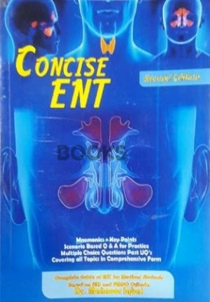 Concise ENT by Mahnoor Iqbal 2nd Edition