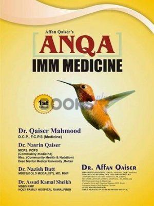 ANQA IMM Medicine 1st Edition