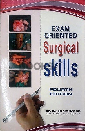Exam Oriented Surgical Skills 4th Edition