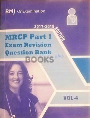 MRCP Part 1 Revision Qbank BMJ 5 Volume Set