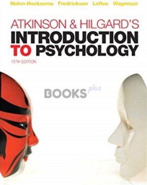 Atkinson & Hilgards Introduction to Psychology