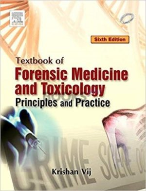Textbook of Forensic Medicine Toxicology