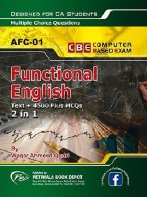 4500 MCQs on Functional English