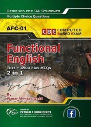 4500 MCQs on Functional English