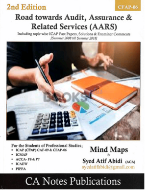 Road Towards Audit Assurance and Related Services AARS atif abidi