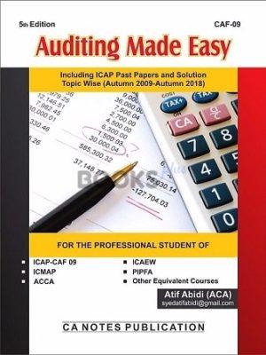 Auditing made easy atif abidi
