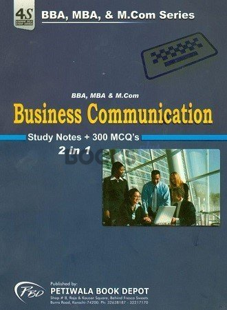 Business Communication Notes & MCQs