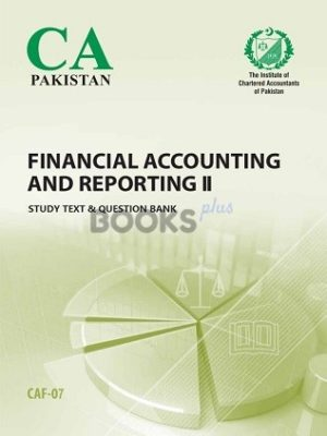 ca caf 7 financial accounting and reporting 2 ICAP
