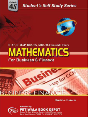 Mathematics for Business & Finance