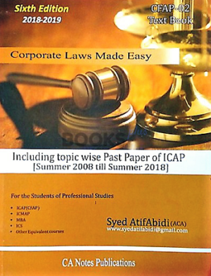 Corporate Laws Made Easy Sixth Edition 2018 2019