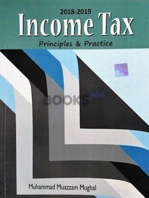 Income Tax 2018 19 muazzam mughal