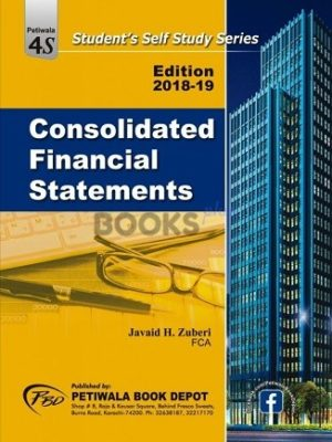Consolidated Financial Statements Javid Zuberi