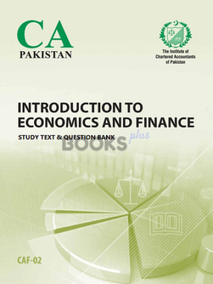 CA CAF 2 Introduction to Economics & Finance ICAP