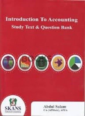 CA CAF 1 Introduction to Accounting Study Text & Qbank 2017 SKANS
