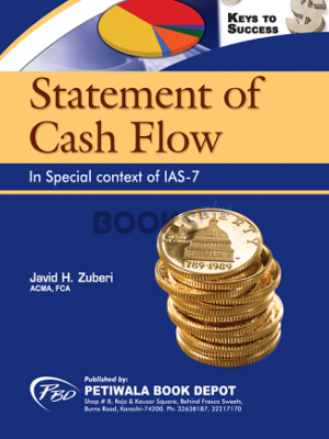 Statement of Cash Flow Jabid H Zuberi