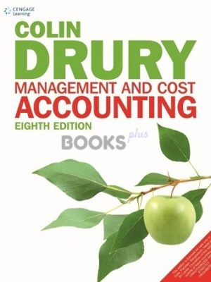 Colin Drury Management & Cost Accounting Eighth Edition