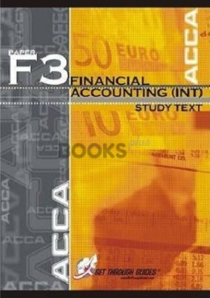 ACCA GTG F3 Financial Accounting Study Text
