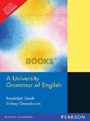 A University Grammar of English Pearson