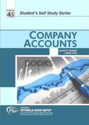 Company Accounts petiwala