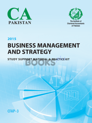 ca cfap 3 business management and strategy ICAP
