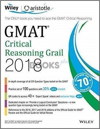 GMAT Critical Reasoning Grail 2018