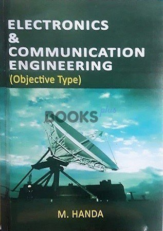 Electrical Engineering Objective Book By M Handa
