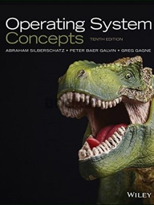 Operating System Concepts 10th Edition