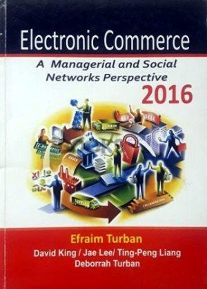Electronic Commerce 2016