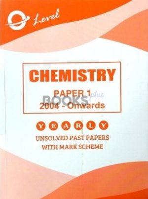 O Level Chemistry P1 Unsolved 2004 onwards to June 2018