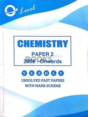 O Level Chemistry Paper 2 Theory Unsolved Past Papers 2004 Onwards
