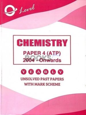 O Level Chemistry Paper 4 Alterative to Practical Unsolved