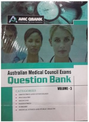 AMC Qbank 3 Volumes