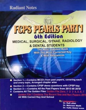 FCPS Pearls Part 1 6th Edition