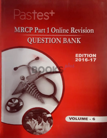 Pastest mrcp part 1 book
