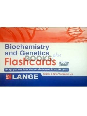 Biochemistry and Genetics Flashcards 2nd Edition LANGE