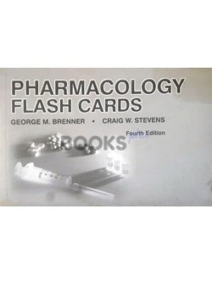 Pharmacology Flashcards by Brenner 4th Edition