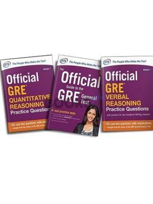 Official GRE Bundle by ETS