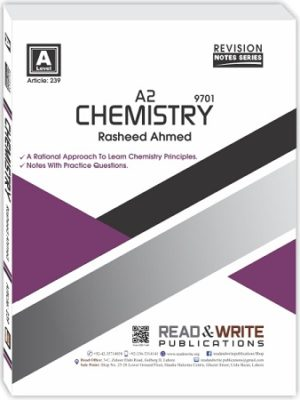 Chemistry A2 Level Revision Notes Series