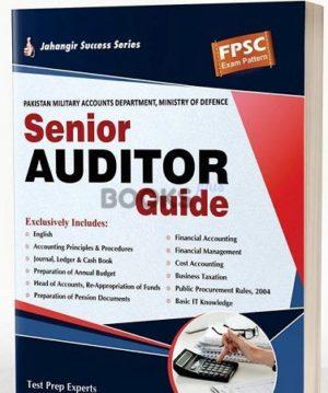 Senior Auditor Guide Jahangir