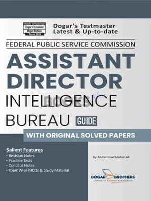 Assistant Director Intelligence Bureau Guide Doger Brothers