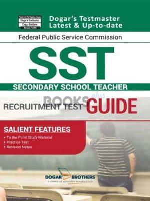 Secondary School Teacher Recruitment Guide SST FPSC