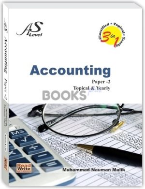 Accounting AS Level P2 Topical & Yearly