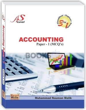 Accounting AS Level MCQs Paper 1 Topical Yearly Classified