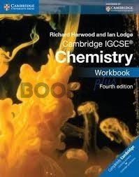 Cambridge IGCSE Chemistry Workbook 4th Edition
