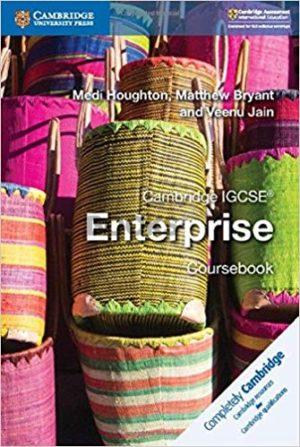 Cambridge IGCSE Enterprise Coursebook