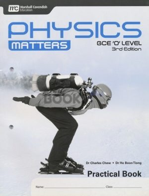 Physics Matters GCE O Level Practical Book 3rd Edition