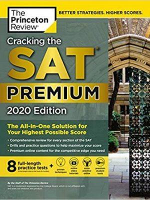 Cracking the SAT premium 2020 Edition BooksPlus
